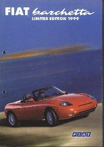 Prospekt Limited Edition 1999 von 04/1999, Seite 1