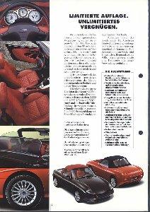 Prospekt Limited Edition 1999 von 04/1999, Seite 2
